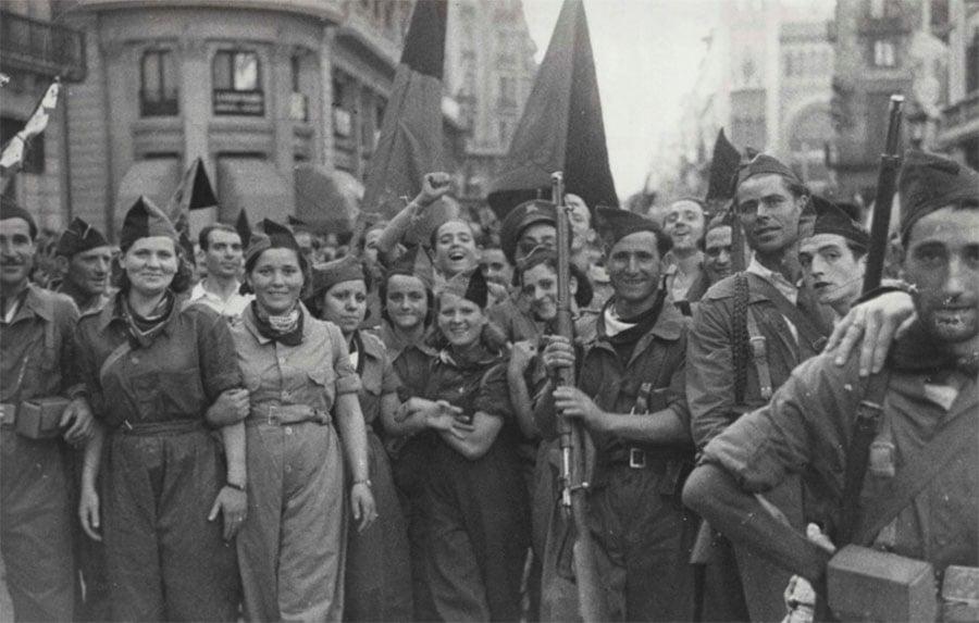 Anarchist Women