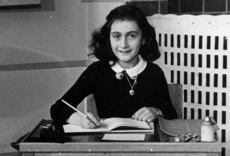 Anne Frank Desk
