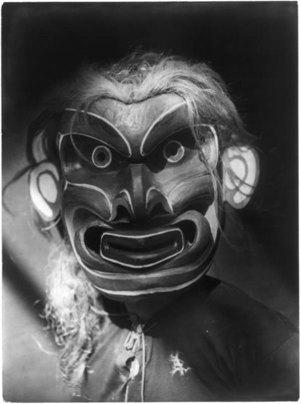 Mask With Big Ears