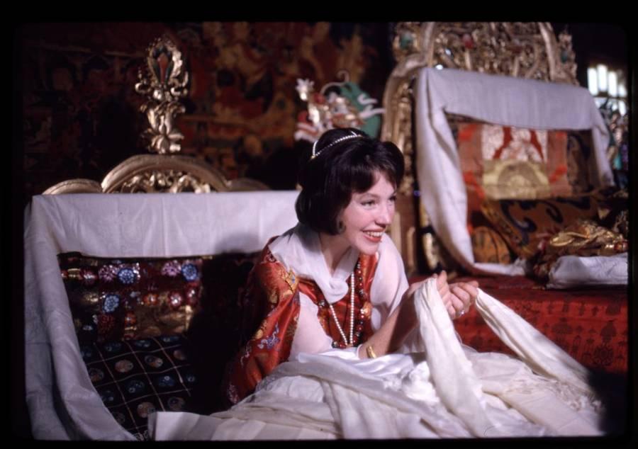 Coronation Queen Scarf
