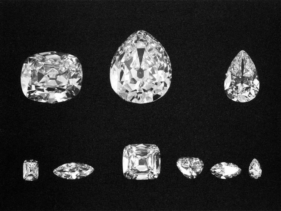 Cullinan Major Diamonds