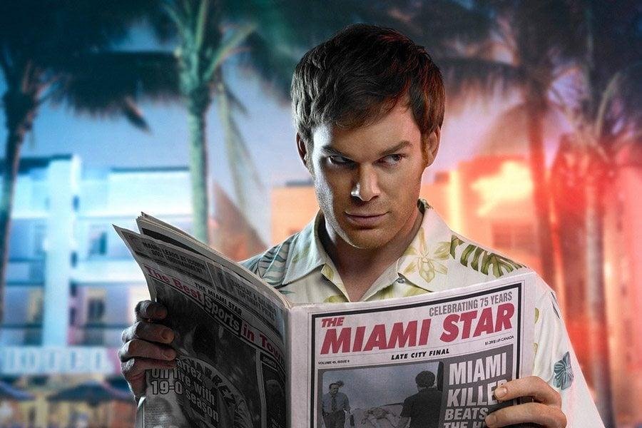 Criminals Imitated Fiction Dexter Morgan
