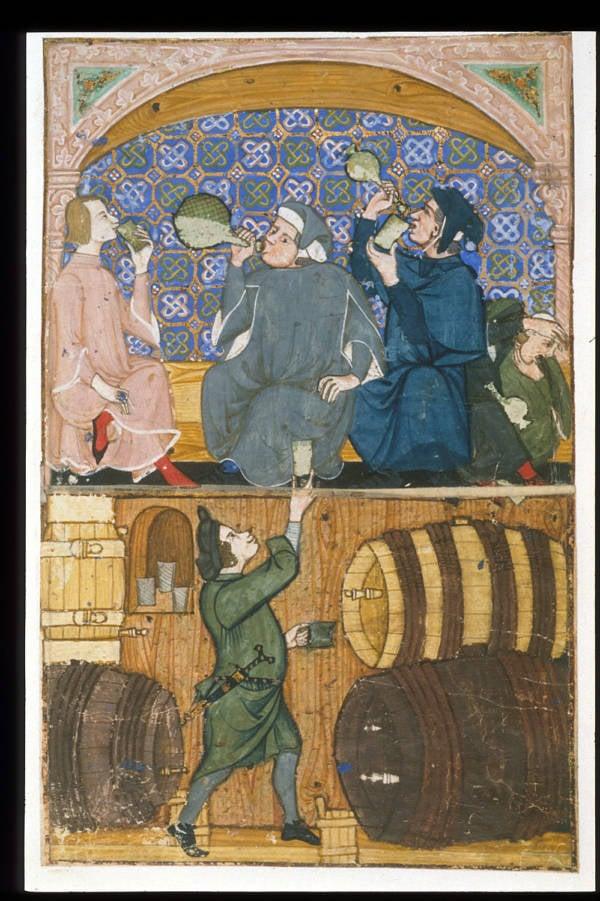 Drinking Barrels