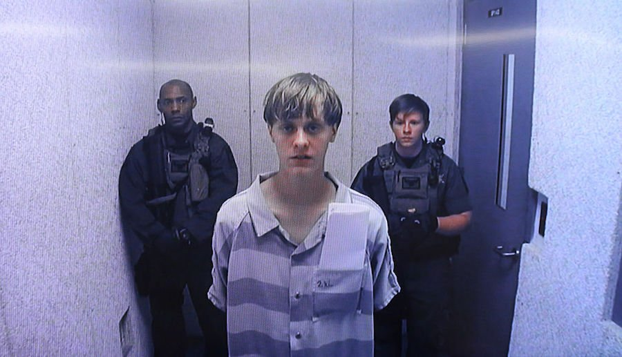 Dylann Roof Big