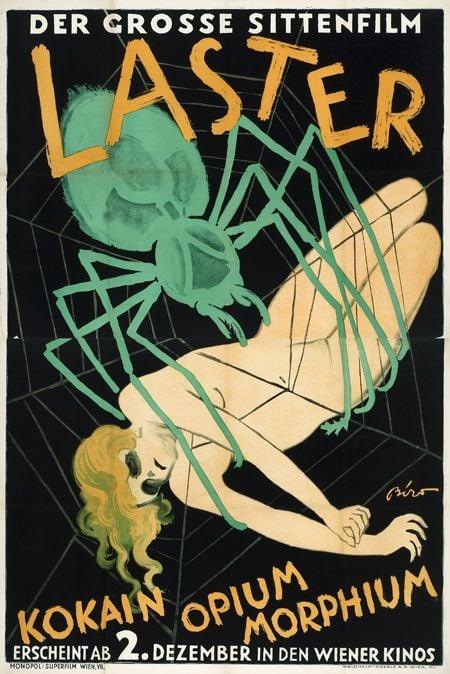 German Anti-Drug Poster