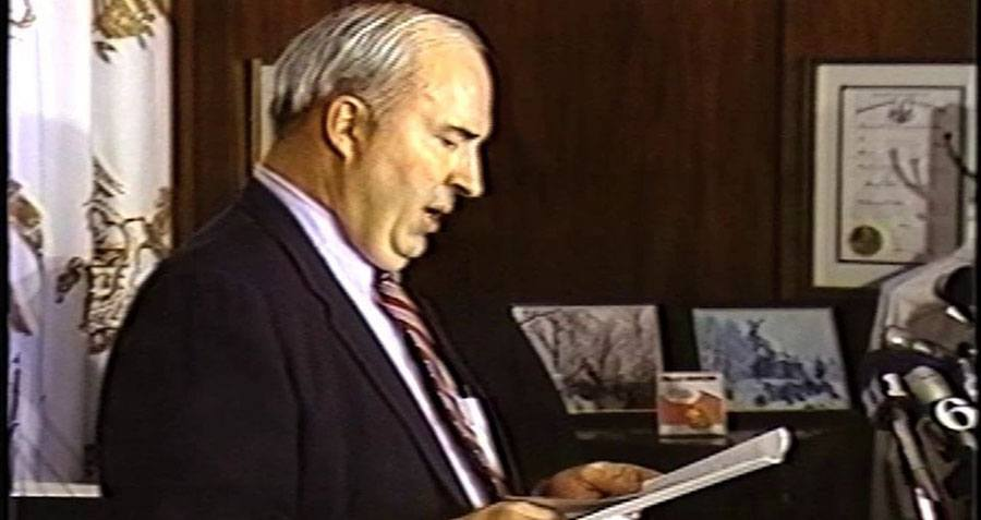 Budd Dwyer's Final Speech