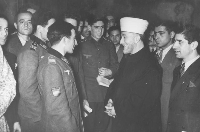 Amin al-Husseini And The Free Arab Legion