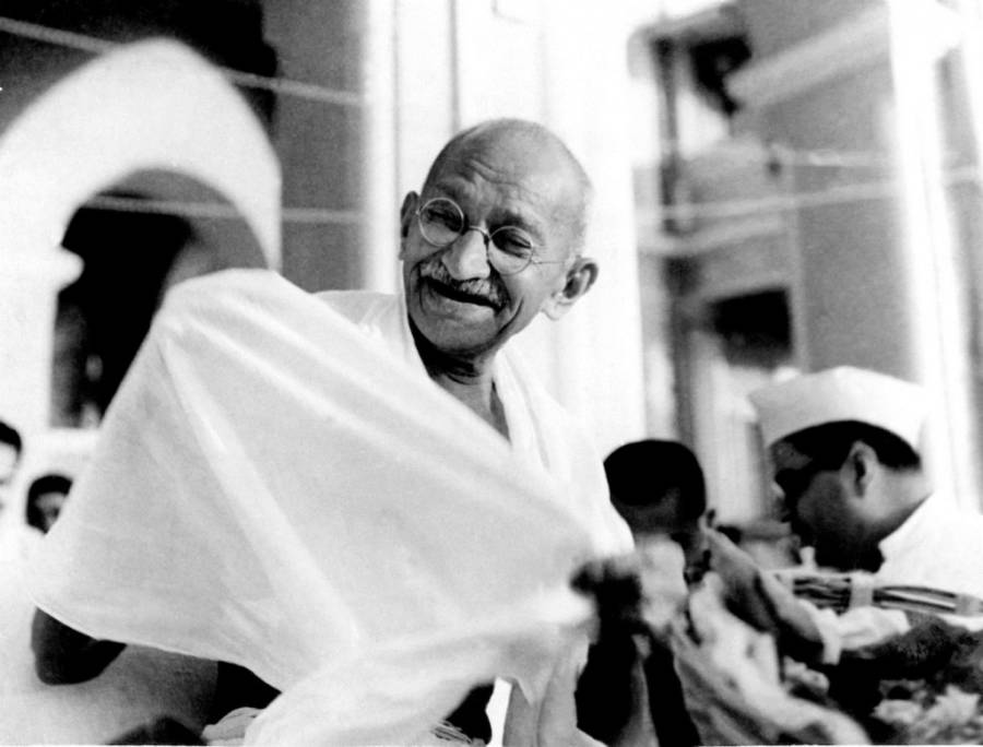 Gandhi War
