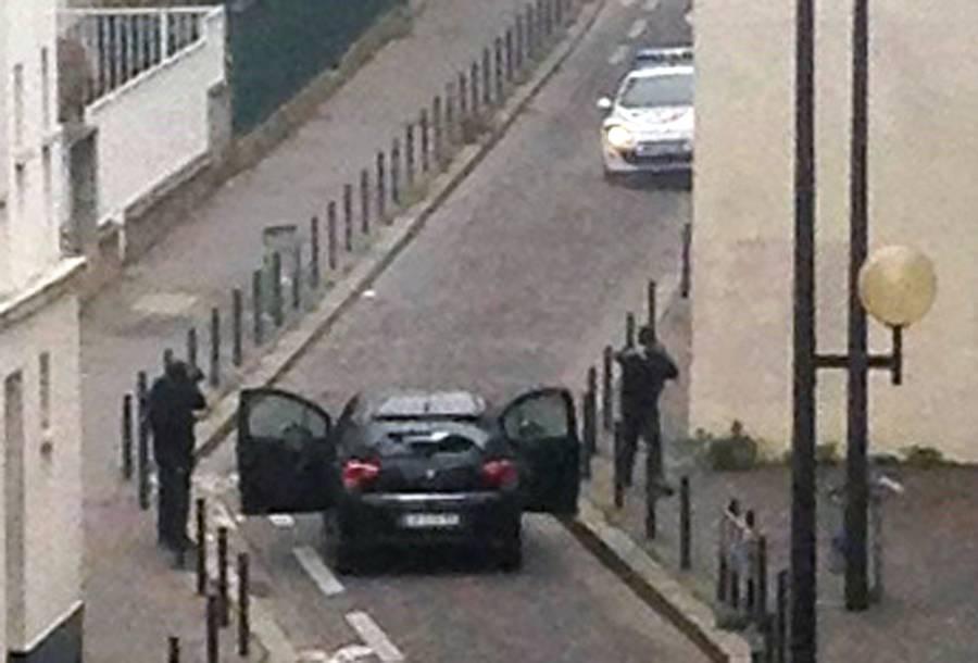 Gunmen Car
