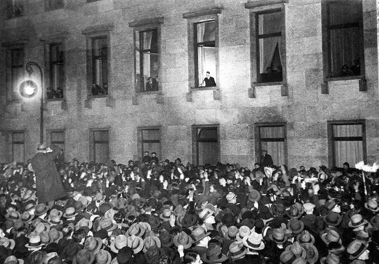 Hitler Inauguration