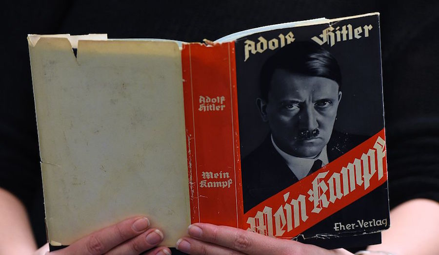 Mein Kampf Bestseller In Germany