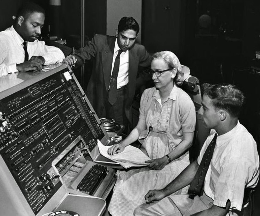 Hopper Computer Women Inventors