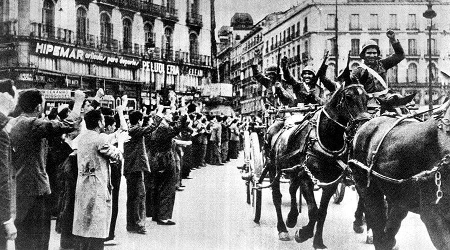 Horseback Victory