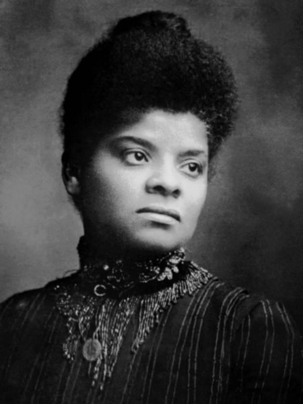 Ida B. Wells Face