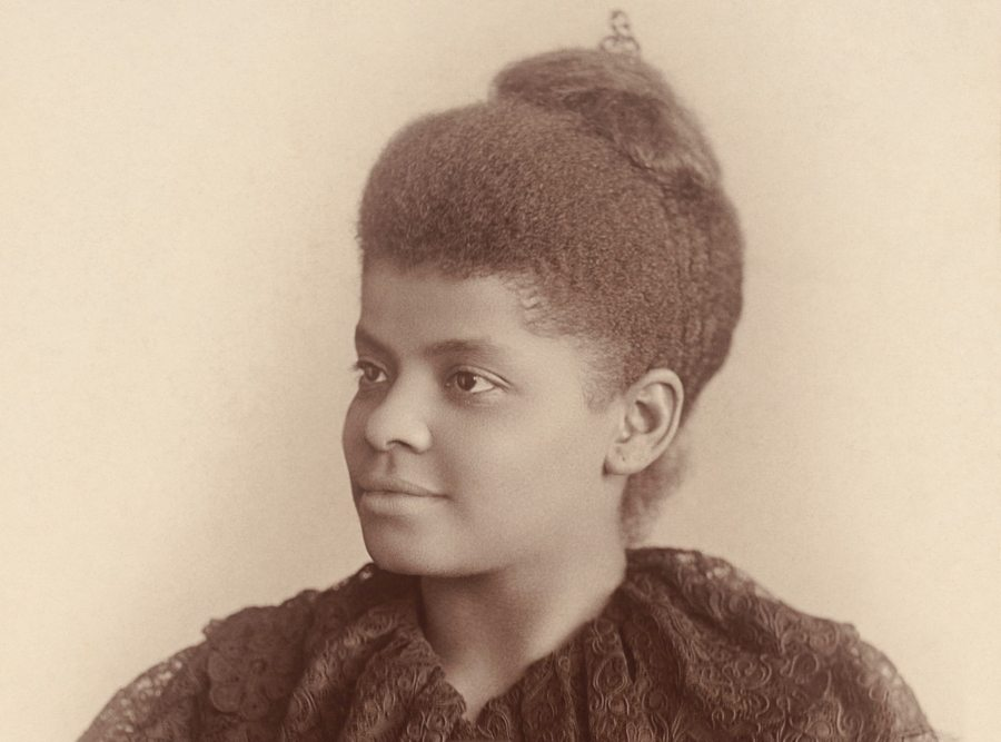 Ida B. Wells Portrait