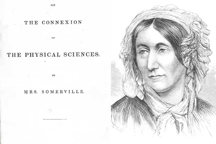 Ink Book Mary Somerville