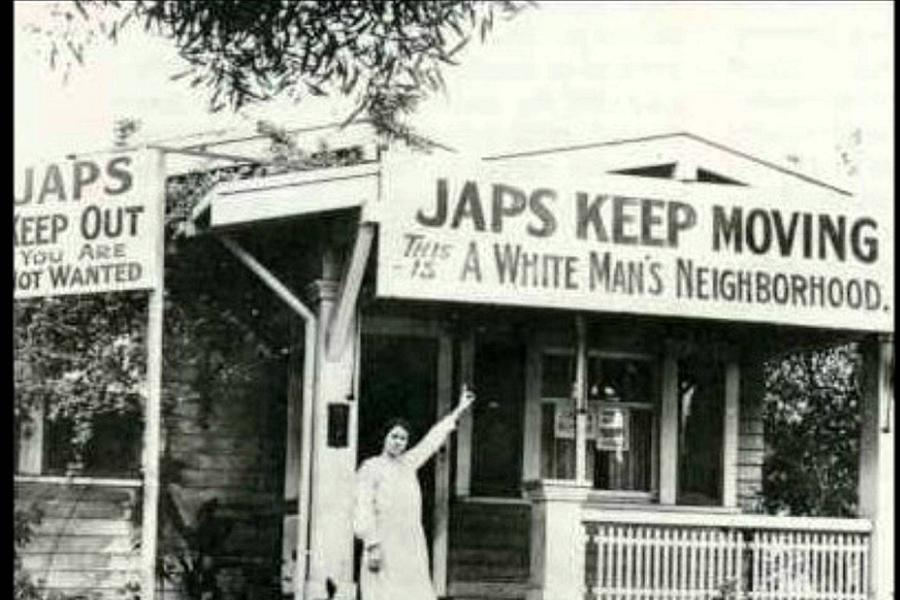 Japanese Internment Keep Moving