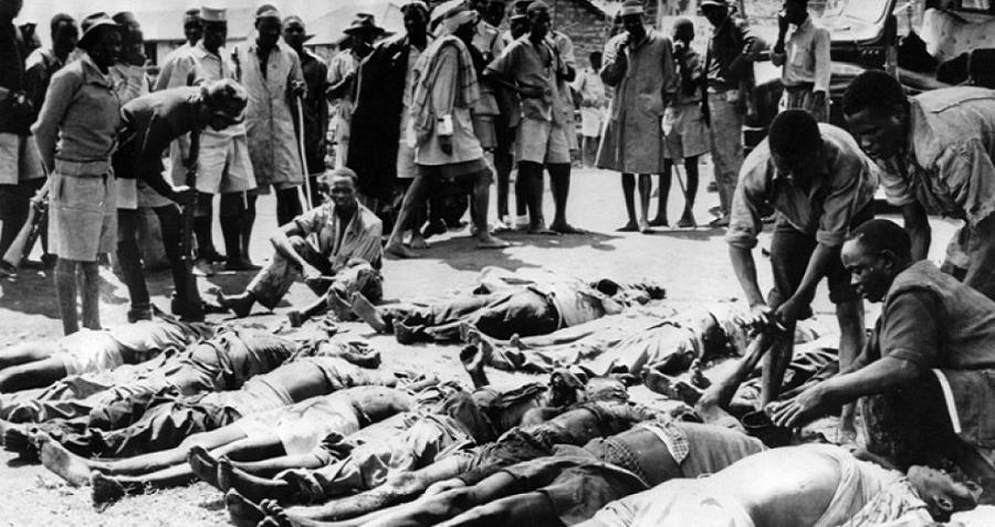 Kikuyu Genocide Massacre Victims