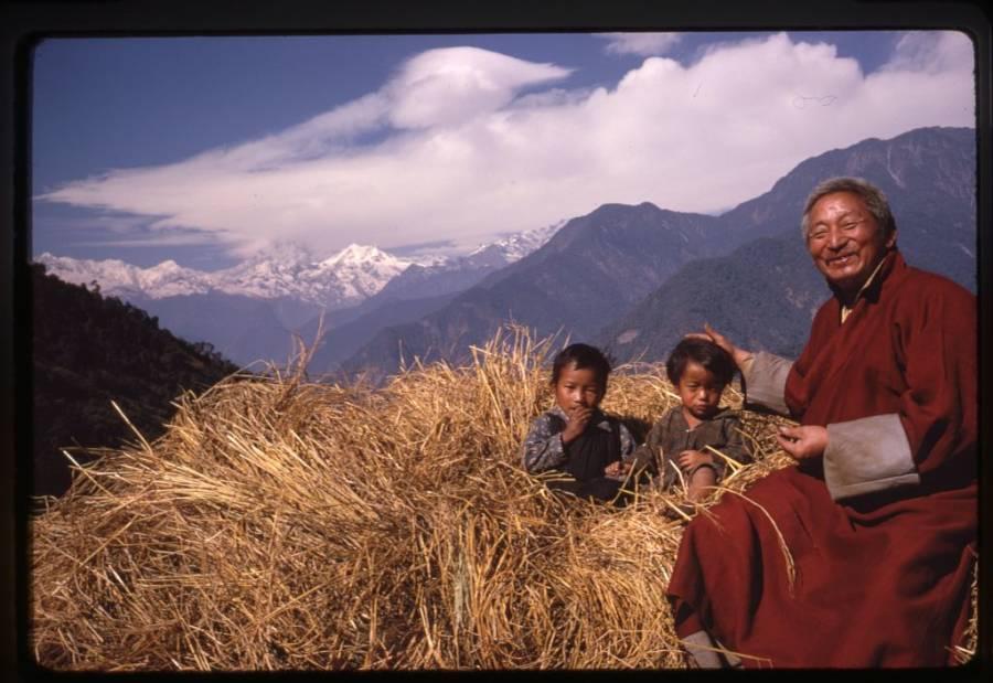 Lama Grandchildren
