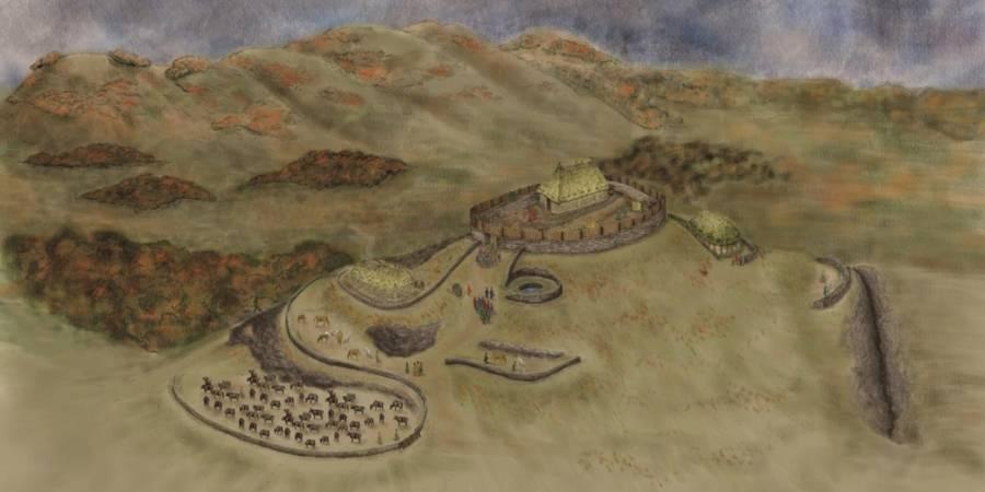 Lost Kingdom Of Rheged