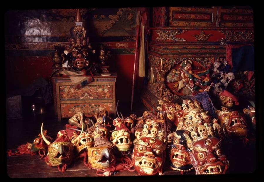 Mask Deities