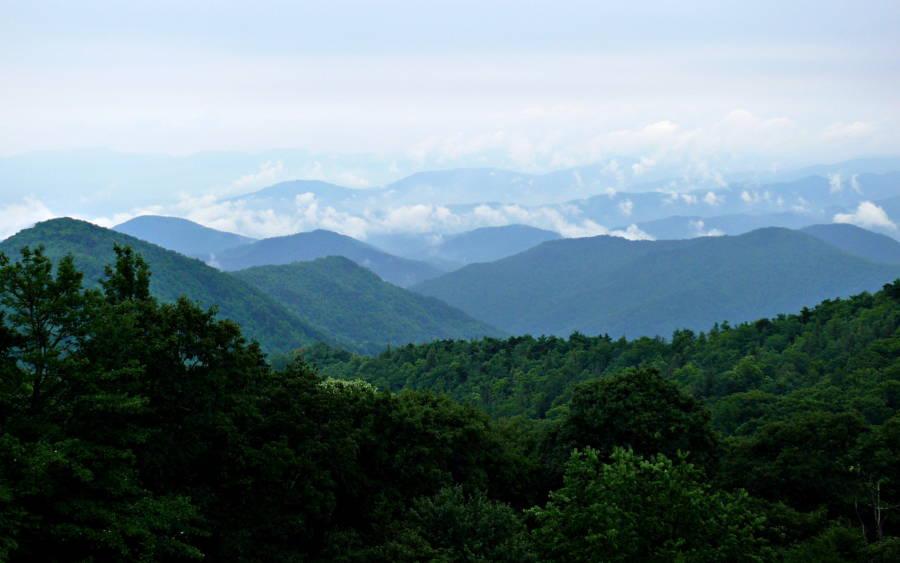 Mountains Appalachian Moon Eyed People
