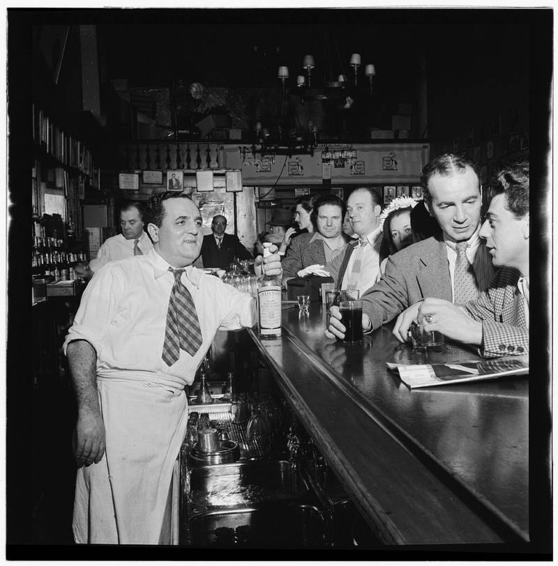 New York Tavern 1940s