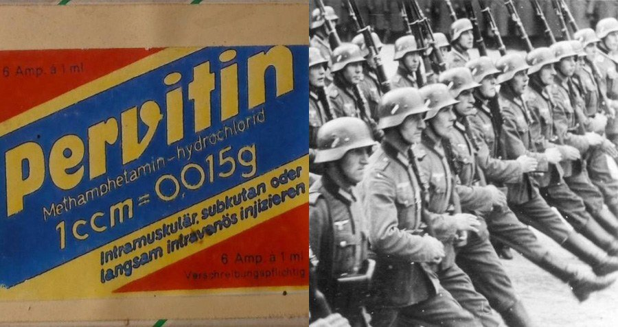 Pervitin And The Nazis