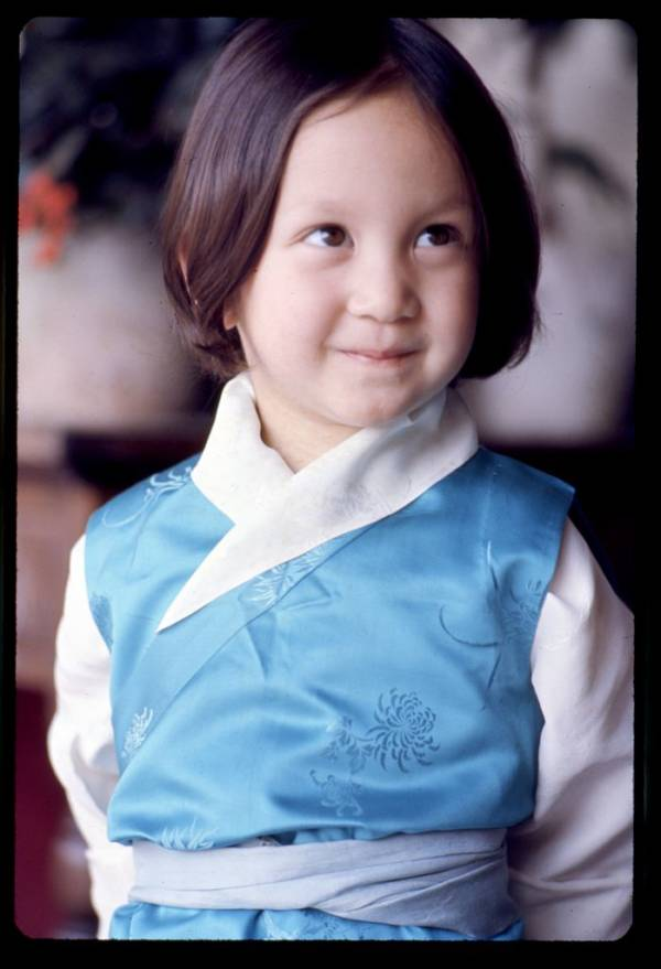 Princess Lezzum Of Sikkim