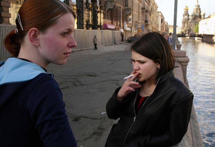 Russian Cigarettes