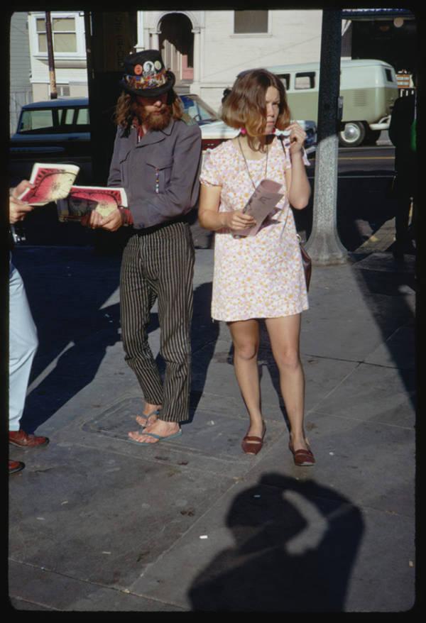San Francisco Hippie