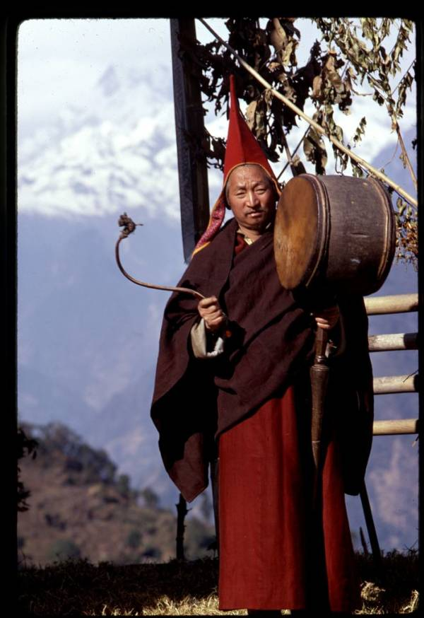 Shinglay Lama In Sikkim