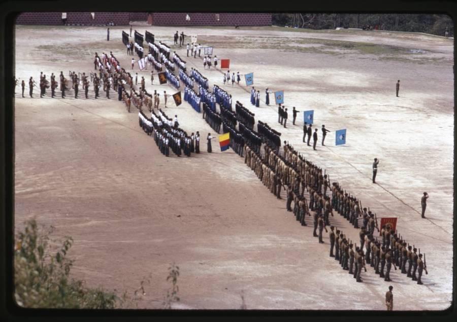 Sikkim Birthday Parade