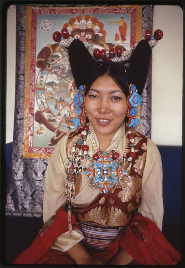 Sikkimese Princess