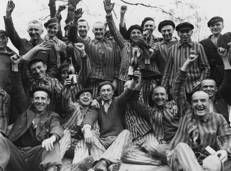 Smiling Prisoners