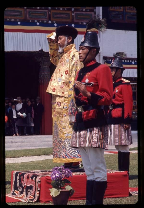 King Palden Thondup Namgyal