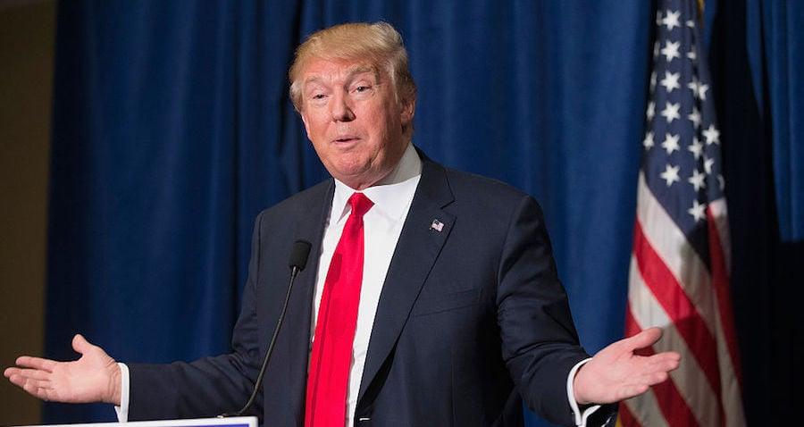 Trump Shrug Og