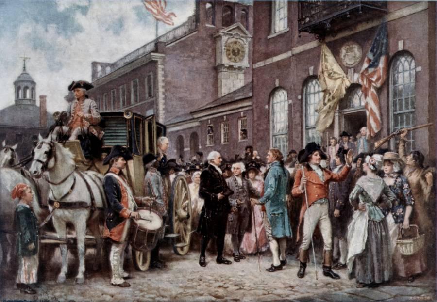 Washington Second