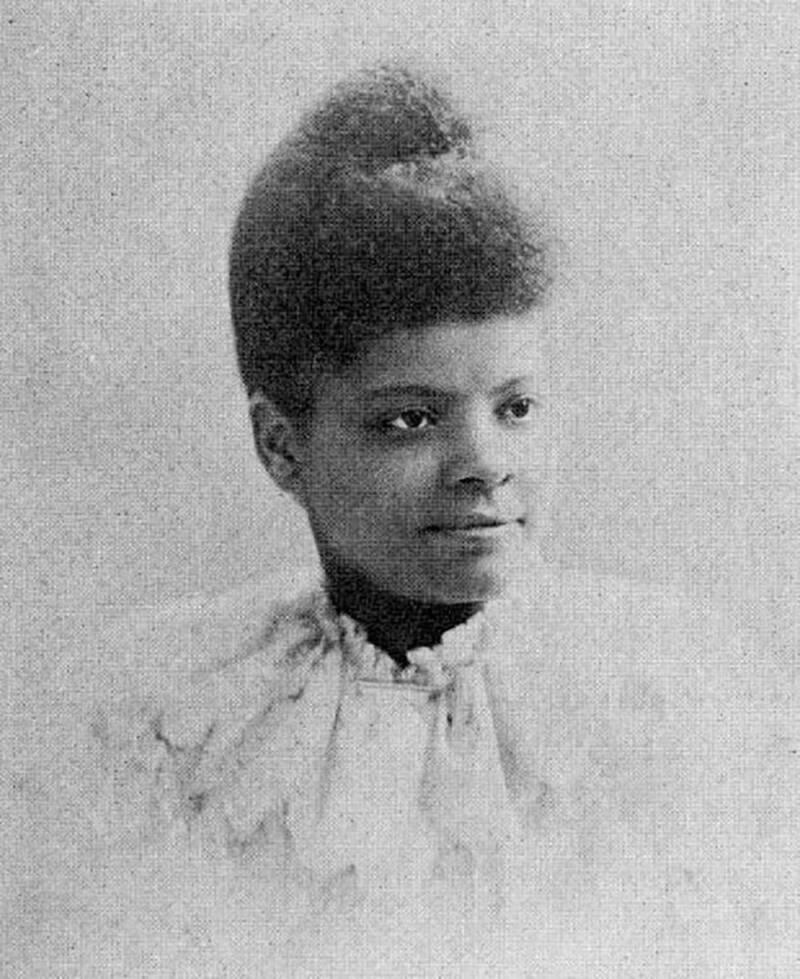 Young Ida B. Wells-Barnett