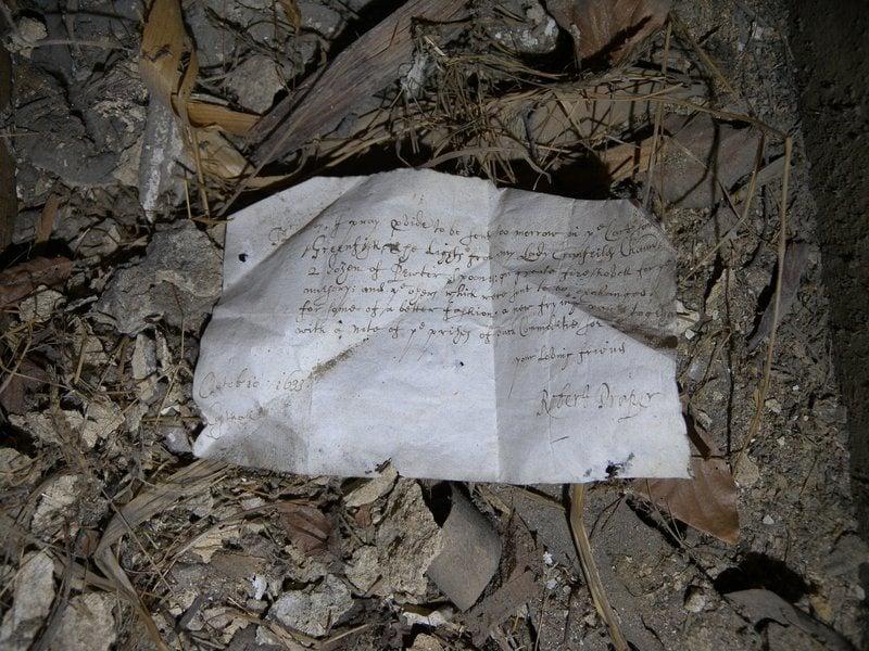 1633 Letter