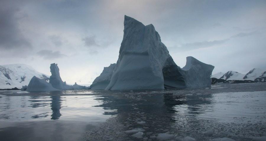Arctic Ice Refreeze