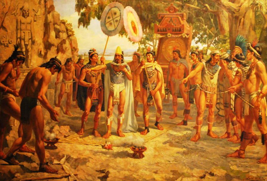 Aztec Men