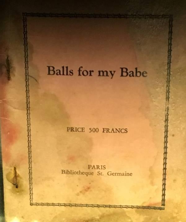 Balls For Babe