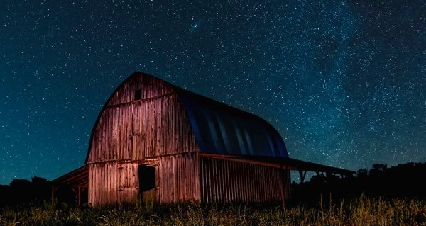 Dying Stars Physics And The Reason Why Barns Are Painted Red
