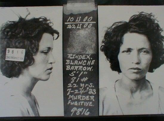 Blanche Barrow