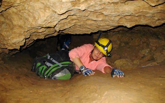 Cave Mexico Boston Crystals