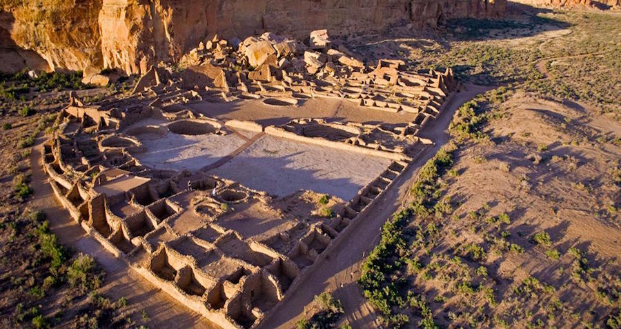 Ancient Matrilineal Society Discovered In New Mexico