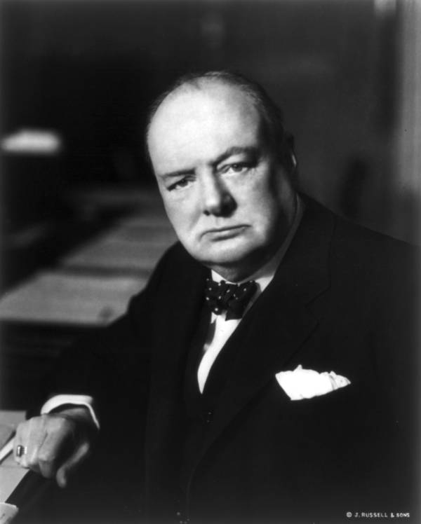 Churchill Tie