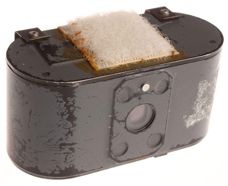 Cia Velcro Pigeon Camera