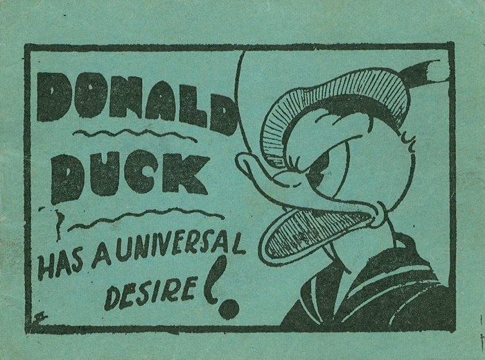 Donald Duck Sex